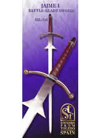 swords JAIME I ESPADON 530