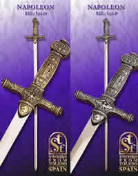 SWORDS FROM TOLEDO NAPOLEON 542