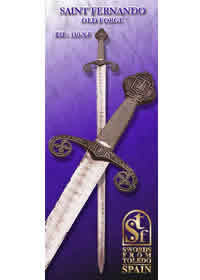 SWORDS FROM TOLEDO SAN FERNANDO 130NF