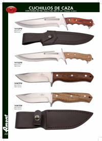 THIRD HUNTING KNIVES
