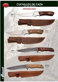 THIRD THIRD HUNTING KNIVES PROMOTION
