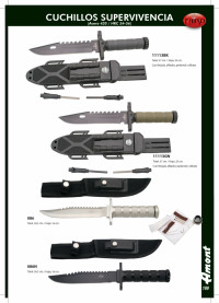 THIRD SURVIVAL KNIVES