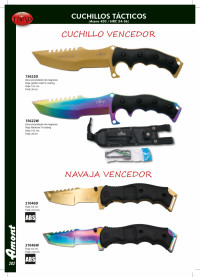 THIRD VENCEDOR TACTICAL KNIVES