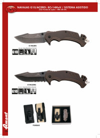 THIRD ASSISTED FOLDING KNIVES