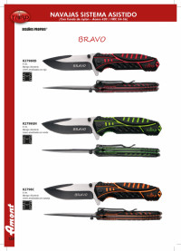 THIRD BRAVO TACTICAL KNIVES
