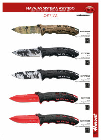 THIRD TACTICAL KNIVES DELTA