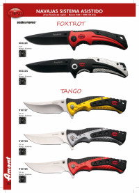 THIRD FOXTROT Y TANGO TACTICAL KNIVES