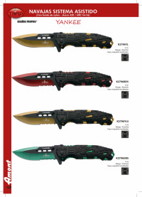 THIRD YANKEE TACTICAL PENKNIVES