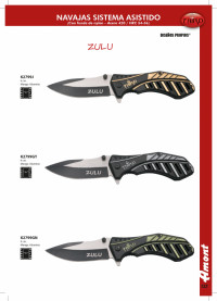 THIRD ZULU TACTICAL KNIVES