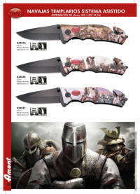 THIRD TEMPLAR POCKETKNIVES