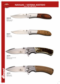 THIRD POCKET KNIVES
