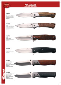 THIRD 9 CM FOLDING KNIVES