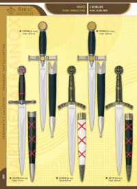TOLE10 IMPERIAL CHRISTIAN KNIVES