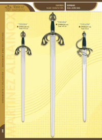 swords SWORDS COLADA AND TIZONA