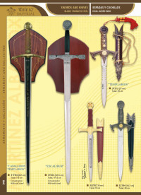 TOLE10 IMPERIAL SWORDS