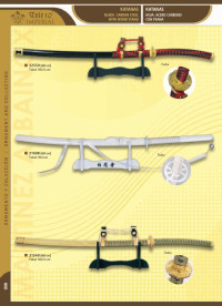 swords katanas SAMURAI GAME 1