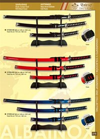 swords katanas SAMURAI GAME 5