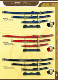 swords katanas SAMURAI GAME 6