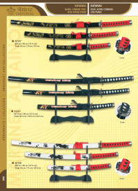 swords katanas SAMURAI CARBON STEEL