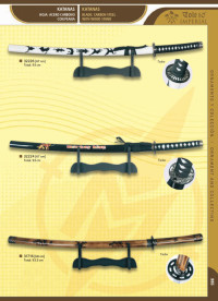 swords katanas SAMURAI CARBON STEEL 6