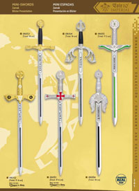 TOLE10 IMPERIAL EXCALIBUR BOABDIL ROBIN HOOD