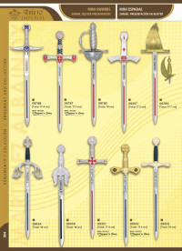 TOLE10 IMPERIAL MINI-SWORDS