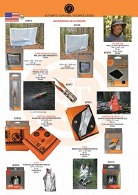 UST ACCESSORI OUTDOOR UST