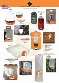 polyvalent usages multiples ACCESSOIRES OUTDOOR UST