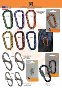 UST CARABINERS UST