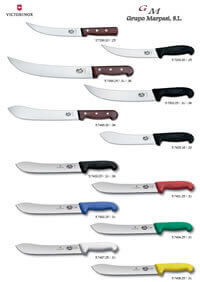 professional knives  BUTCHERS KNIVES