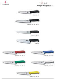 professional knives cook CHEF KNIVES