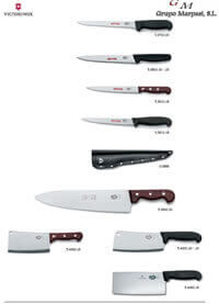 professional knives cook KITCHEN KNIVES AND AXES