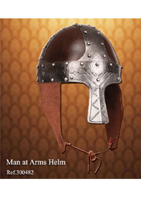 schwerter helme MAN-AT-ARMS-HELM