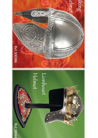 HELMET VIKING AND LIONHEART