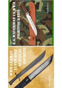 swords KNIVES WWII