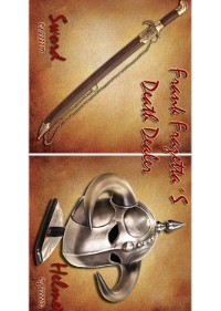 WINDLASS DEATH DEALER EPEE ET CASQUE