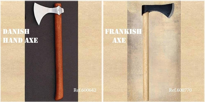DANISH AND FRANKS AXE - Windlass