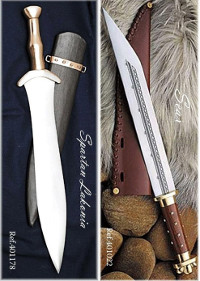WINDLASS SEAX AND SPARTAN LAKONIA