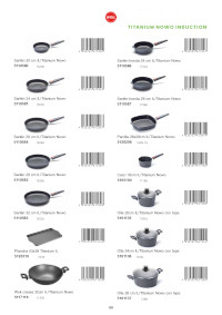 kitchen utensils pans PANS WOLL 2