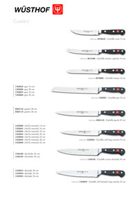 professional knives cook SERIES CLASSIC 2