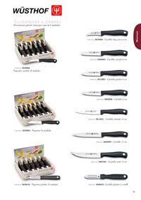 professional knives cook SILVERPOINT BULK